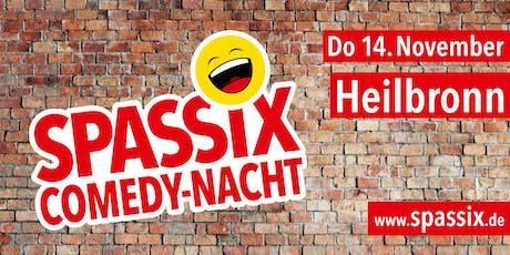 Spassix Heilbronn Tickets