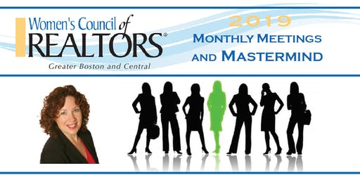 SEPTEMBER: Monthly Meeting and Mastermind featuring Diane Cadogan Hughes!