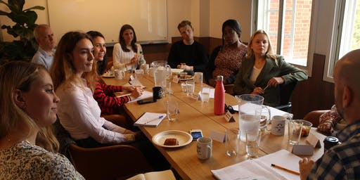 Diversity in the Charity Sector Roundtable Breakfast