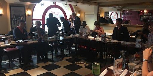 4 Networking, Canary Wharf Breakfast