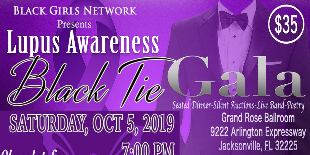 BGN Lupus Awareness Black Tie Gala Tickets, Sat, Oct 5, 2019