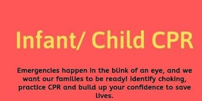 Infant/Child CPR
