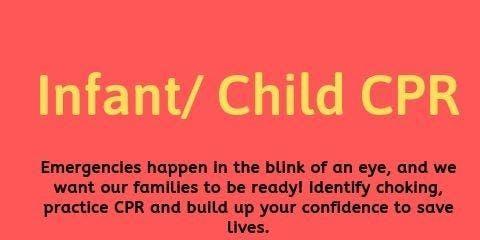 Infant/Child CPR