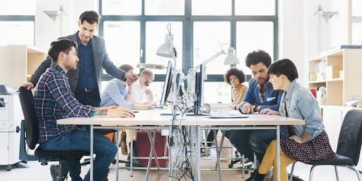Business Basics for Startups Seminar Series Fall 2019