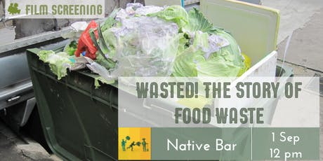 Film, Food (waste), and Drinks! tickets