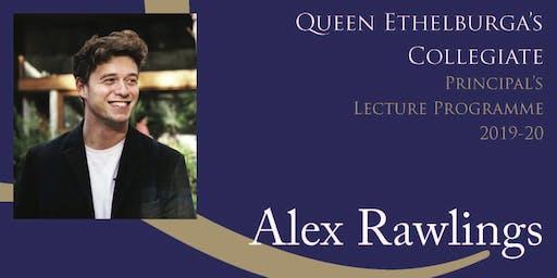 Alex Rawlings - 'How to Speak any Language Fluently'