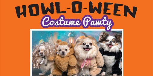 SOLD OUT BarkHappy Boston: Howl-O-Ween Costume Pawty Benefiting PAWS New England