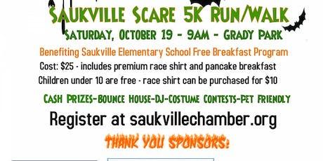 2019 Saukville Scare 5K Run/Walk tickets