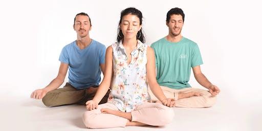 Taller Gratuito de Respiración y Meditación en Vicente López - Introducción al Yes!+ Plus