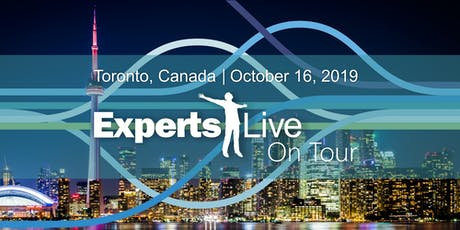 Experts Live On Tour - Toronto   tickets