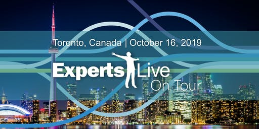 Experts Live On Tour - Toronto