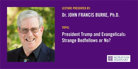 Lecture Presented by  John Francis Burke, PhD tickets