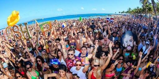 ROYFEST - The Spring Break Beach Party