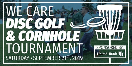 We Care Disc Golf & Cornhole Tournament