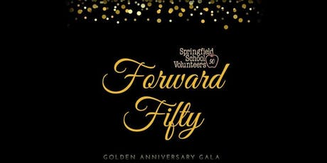 SSV's 50th Anniversary Gala tickets