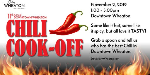 11th Annual Chili Cook-Off