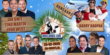 Hollands live XXL tickets