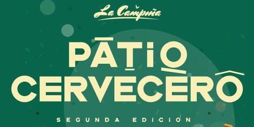 Patio Cervecero La Campiña- Edición 2019