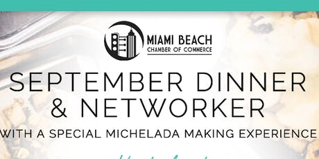 September Networker & Dinner at 222 Taco tickets
