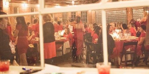 Red Dress Dinner 2019
