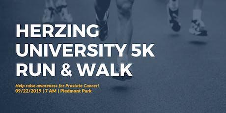 Herzing University 5K Run & Walk for Prostate Cancer tickets