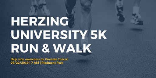 Herzing University 5K Run & Walk for Prostate Cancer