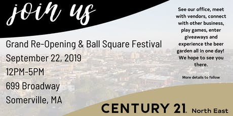 Grand Re-Opening and Ball Square Festival  tickets