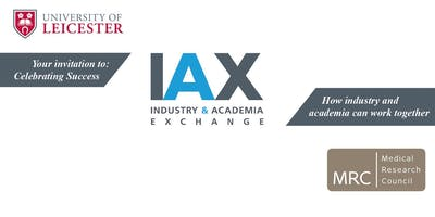 IAX Celebrating Success:  How industry and academia can work together