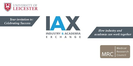 IAX Celebrating Success:  How industry and academia can work together tickets