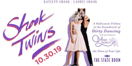 Shook Twins: A Halloween Tribute to the soundtrack of Dirty Dancing tickets