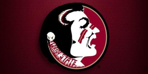 Florida State University College Rep Visit