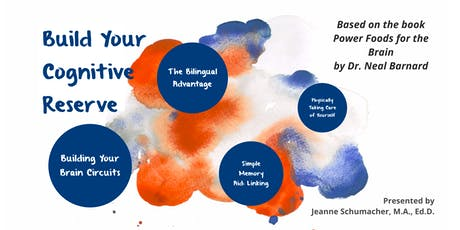 Living WFPB: Build Your Cognitive Reserve - Lecture and Cooking Demo. tickets