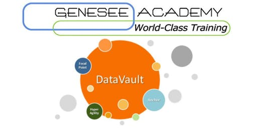 Data Vault Modeling Certification CDVDM - Amsterdam