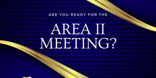 Area Two Meeting Workshop Selections
