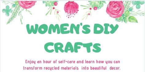Womens DIY CRafts