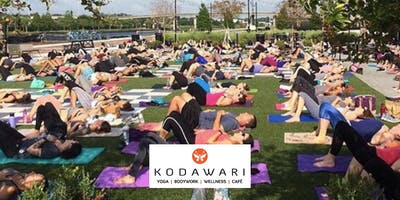Yoga on the Lawn- September 22nd