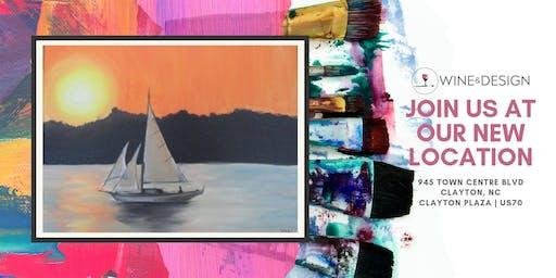 Sip + Paint | Sunset Sail