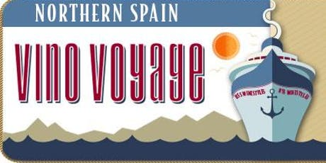 VINO VOYAGE - A journey to Spain tickets