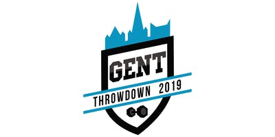 Gent Throwdown 2019 Open Scaled