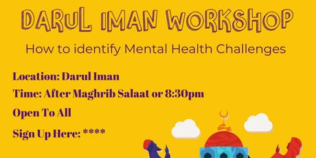 How to Identify Mental Health Challenges tickets