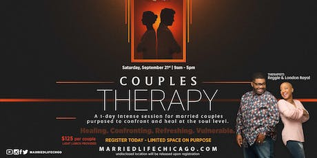 Couples Therapy with Reggie & London  tickets