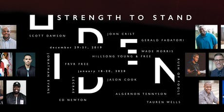 Strength to Stand Winter Conference tickets