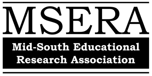 2019 MSERA Annual Meeting Pre-Registration