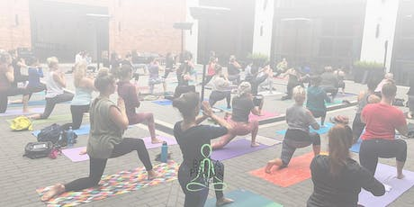 Weekday Yoga - September 24th  tickets