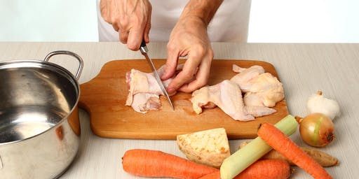 How to Cut & Use  a Whole Chicken