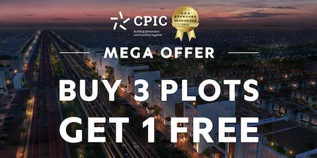CPIC SLOUGH: GWADAR PROPERTY EVENT - 14th & 15th September 2019 tickets