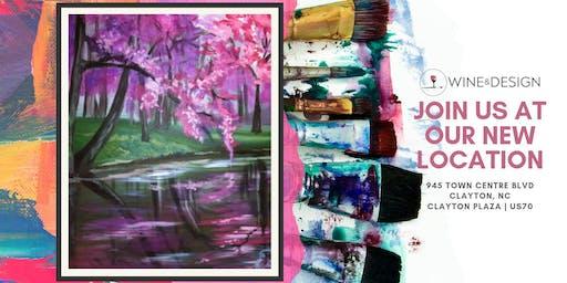 Sip + Paint | Lake in Bloom