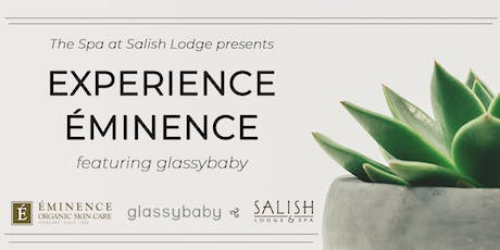 EXPERIENCE EMINENCE FEATURING GLASSYBABY tickets