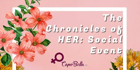 Chronicles of HER: Social Event tickets