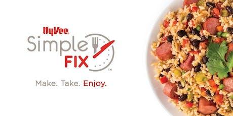 Parent & Child Simple Fix Meal Prep Workshop tickets